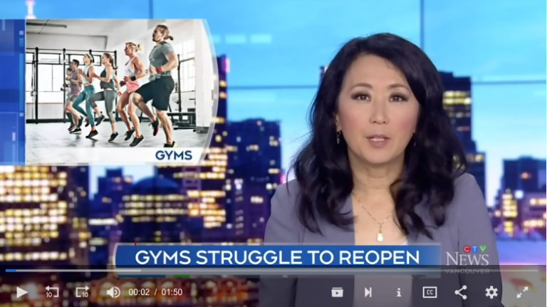 Gyms struggle to reopen-bc-ctv-news