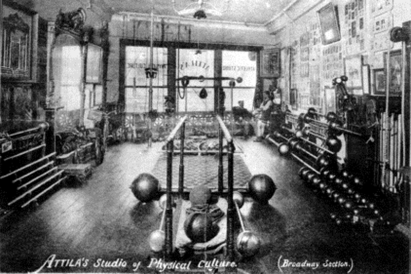 Shadows of Our Past: A Look at the Legends Who Shaped the Fitness Industry
