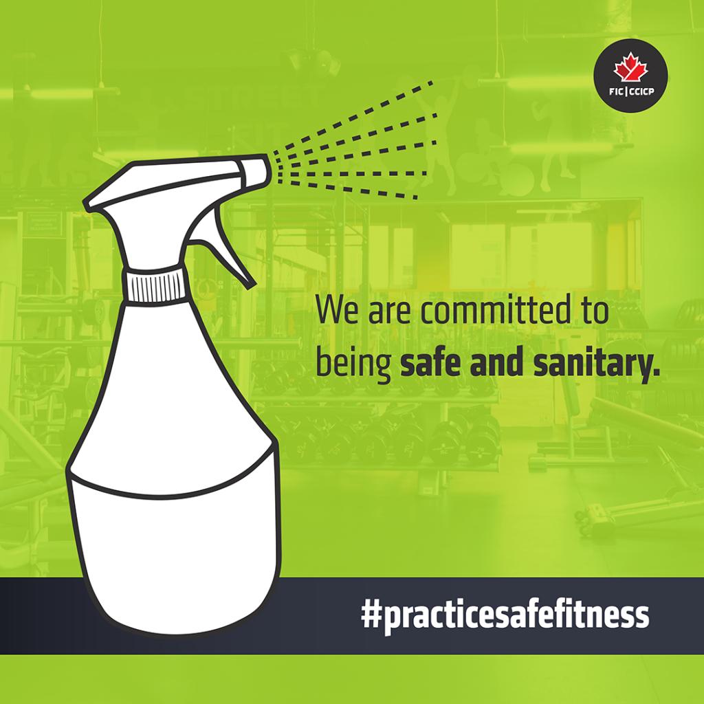 #PracticeSafeFitness