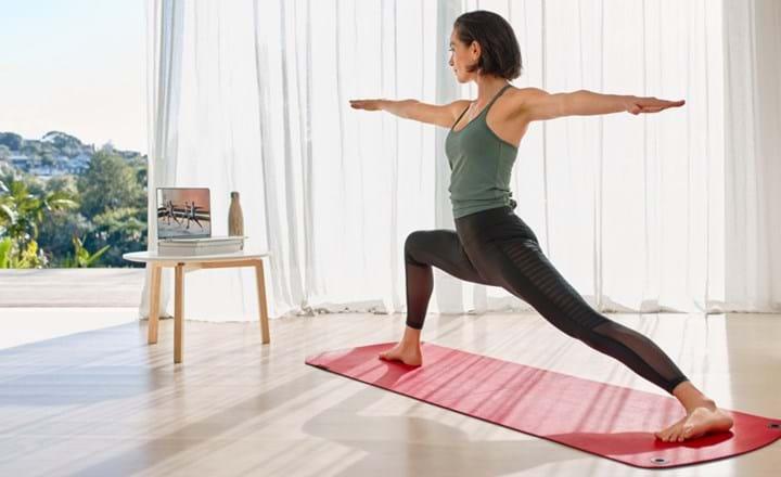 Les Mills online yoga