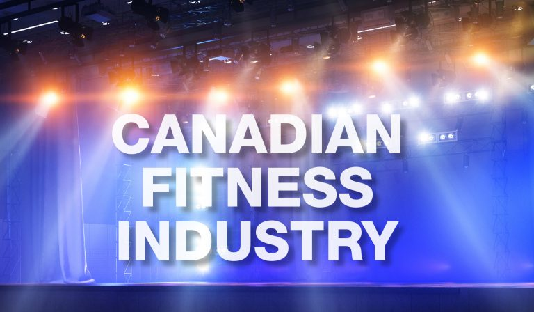 CANADIAN FITNESS INDUSTRY