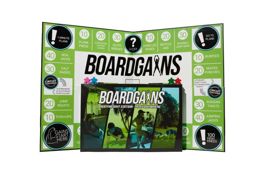 Boardgains Bodyweight Edition