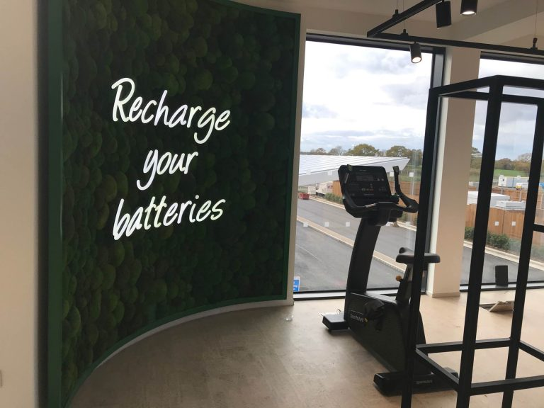 SportsArt's Energy-Producing Gym Equipment Powers Electric Vehicles