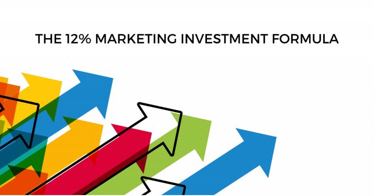 The 12% Marketing Investment Formula