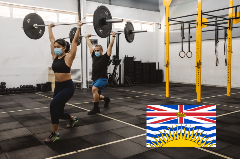 Big Win for B.C. Fitness Industry