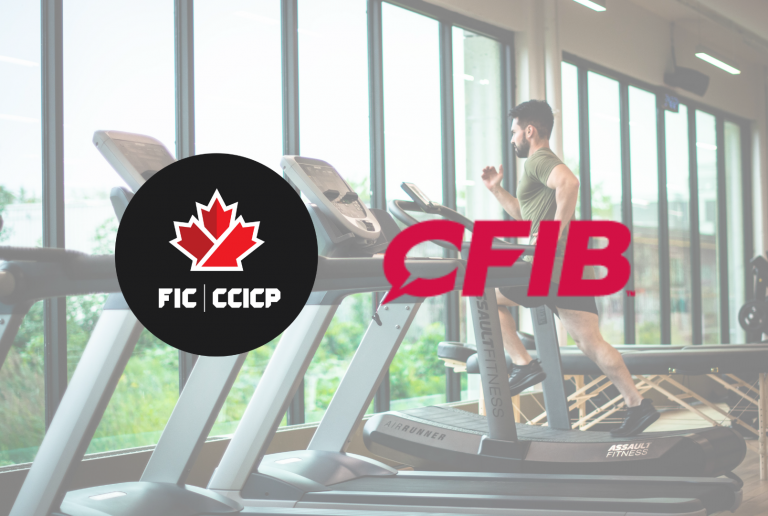 Fitness Industry Council of Canada teams up with the Canadian Federation of Independent Business