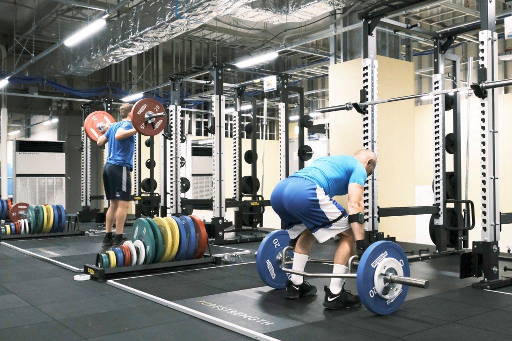 Pure Strength Training