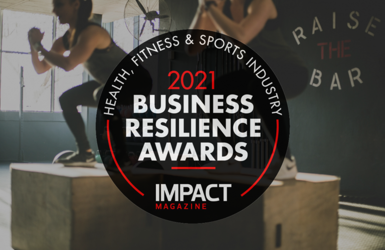 IMPACT Magazine's 2021 Health, Fitness & Sports Industry Business Resilience Awards