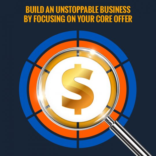 Dial In Your Core Offer For a More Powerful Marketing Plan