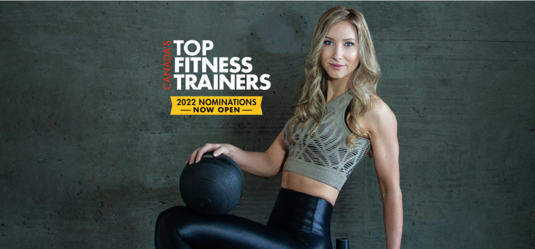 IMPACT Magazine Top Fitness Trainers Nominations Now Open