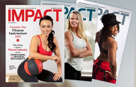Impact Magazine Announces Canada's Top Fitness Instructors 2021
