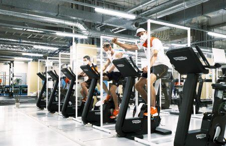 15 Training Centers