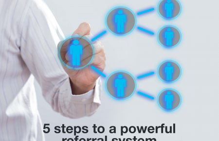 The 5-Step Process for Building A Referral System