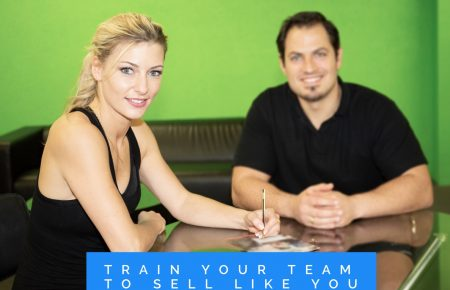 Get Your Team to Sell Like You